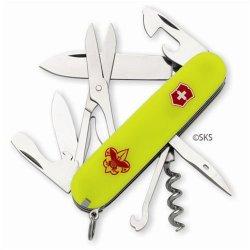 Swiss Army Boy Scout Climber Stayglow