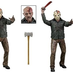 "Neca Friday The 13Th Series 2 - Set Of 2 - 7"" Action Figures"