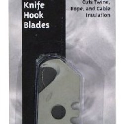 Sheffield Tools 12852 Hook Utility Blades, 5 Pack