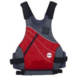 Nrs Vapor Life Vest L/Xl Red/Black