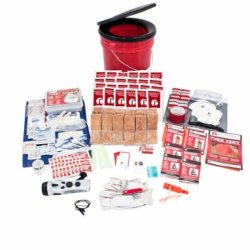 4 Person Guardian Bucket Survival Kit 4 Person Guardian Bucket Survival Kit