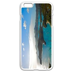 Cute Landscape Pc Cover For Iphone 6 Plus