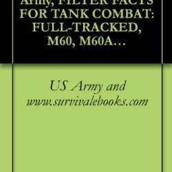 Tb 9-2300-419-10, Army, Filter Facts For Tank Combat: Full-Tracked, M60, M60A1, M48A3 And Combat Engineers Vehicle: Full-Tracked, M728, 1973