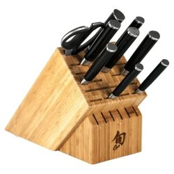 Shun Classic 10 Piece Knife Chef'S Set