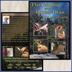 Flat Grinding With Harvey Dean, A.B.S. Mastersmith (Dvd)