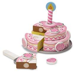 Melissa & Doug Triple - Layer Party Cake