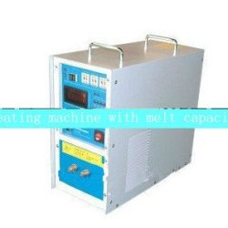 Gowe Heating Machine With Melt Capacity 20Kg Gold/Silver,35Kva Drill Welding Induction Jewelry Tools . Equipment