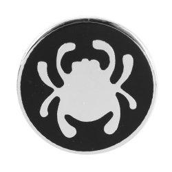 Spyderco Bugpin Folding Knife Lapel Pinbug Logo