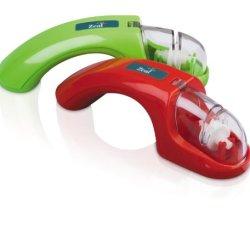Cks Zeal Pull Through Knife Sharpener In Green Or Red J335