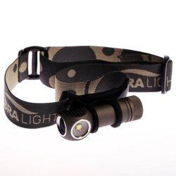Zebralight H502 Aa Flood Headlamp