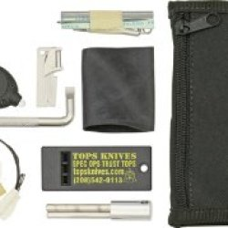 Tops Survival Neck Wallet.