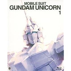 機動戦士ガンダムUC 1(ガンダム 35thアニバーサリー アンコール版) [Blu-ray]