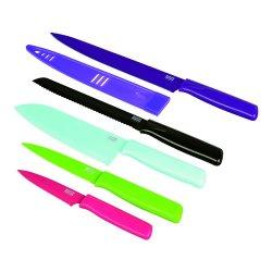 Kuhn Rikon 5 Piece Colori Knife Set