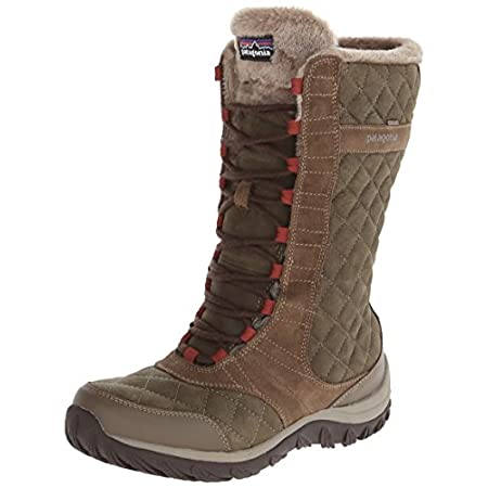 Toasty and highly functional, this capable boot doesn't hold back on style.