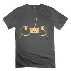 Mens Controller Game Vintage Mens T Shirt Size Xs Color Deepheather