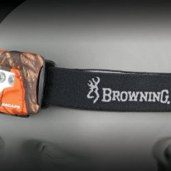 Browning Escape Headlamp.