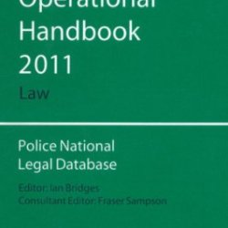 Blackstone'S Police Operational Handbook 2011: Law & Practice And Procedure Pack