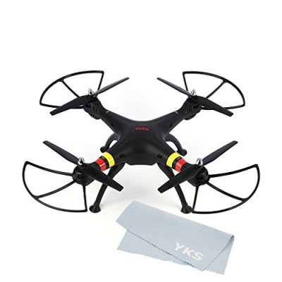 YKS-Syma-X8C-Venture-with-2MP-Wide-Angle-Camera-24G-4CH-RC-Quadcopter-with-Transmitter-RTF