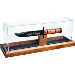 "Dome Present Case,Display Up To 13"" Knife"