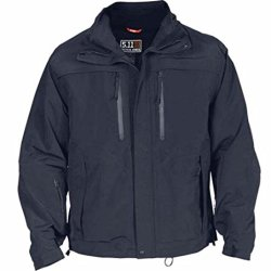 5.11 48153 Adult'S Valiant Duty Jacket Dark Navy 4X-Large