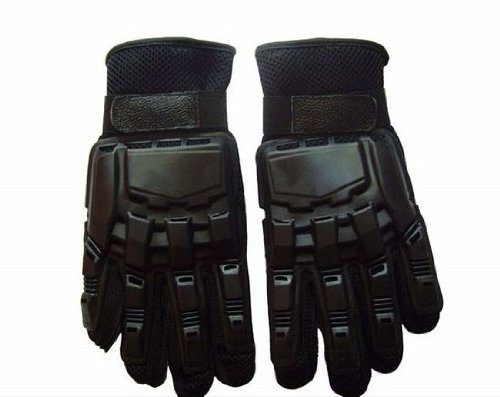 SWAT プロテクト フルフィンガーグローブMサイズ【NNオリジナル】  バイク BMX サバゲー ミリタリー 装備 手袋
