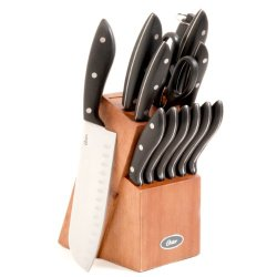 Oster 60772.14 Huxford 14-Piece Stainless Steel Cutlery Set