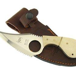 Bone Collector Hand Made Skinner Knife Bc793