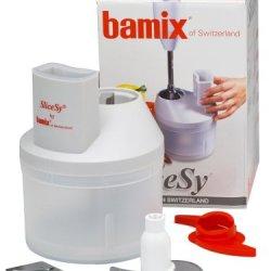 Victorinox 150.081 12000 Rpm Bamix-Slicesy Blender, White