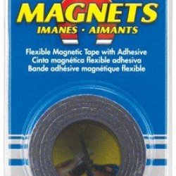 "Master Magnetics Magnetic Strip 1 "" X 30 "" Boxed"