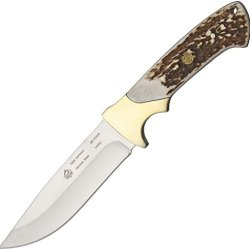 Puma Sgb Halfmoon Stag Hunter Knife