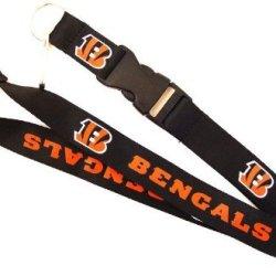 Cincinnati Bengals Clip Lanyard Keychain Cincinnati Bengals Clip Lanyard Keychain