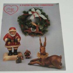 A Paper Mache Christmas