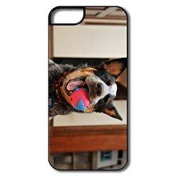 Fantasty Battery Bulldog Mobile Phone 5S Cover