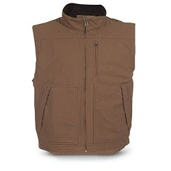 Berne Chasseral Insulated Vest, Hickory, Xl