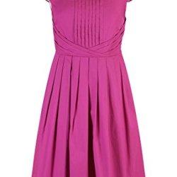 Eshakti Women'S Olivia Dress Xl-16 Short Rich Beetroot