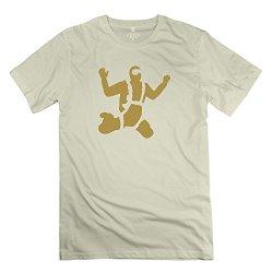 Cheap Make Custom Men Skydiver T Shirt Size Xs Natural