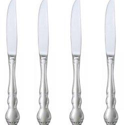 Oneida Dover Steak Knives, Set Of 4