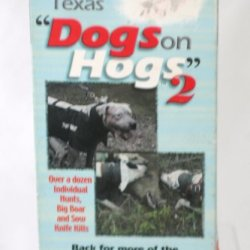 Texas Dogs On Hogs 2 Vhs