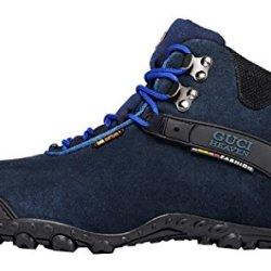 Guciheaven Winter Men Fashion Comfortable Outdoor Shoes(9 D(M)Us, Deep Blue)