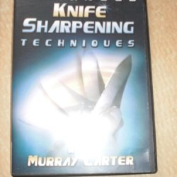 Advanced Knife Sharpening Techniques With Murray Carter