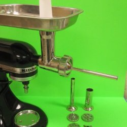 Kitchenaid Mixer Meat Grinder Food Chopper Attachment Stainless Steel