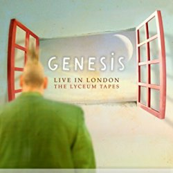 Genesis Live At The Lyceum Ballroom In London 1980