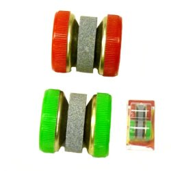 New Sale 2 Pc Set Knife Sharpeners 23650