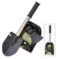 Axe/Saw/Skinner/Shovel Set W/Holder