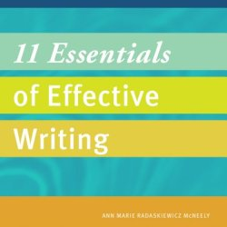 11 Essentials Of Effective Writing (Explore Our New Dev. English 1St Editions)
