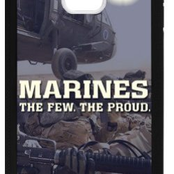 Lilichen Cool Design Forever Collectible Usmc Marine Corps Case Cover For Samsung Galaxy S5(Laser Technology) -- Desgin By Lilichen