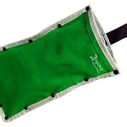 Zenport Ag4024 Celery Knife Holster, Heavy Duty Green Canvas Single Pocket Pouch, 6-1/2 By 11-Inch