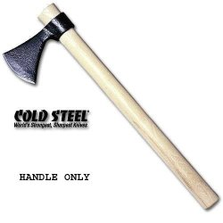 Cold Steel Replacement Handle For Tomahawk, 22 In. H90At