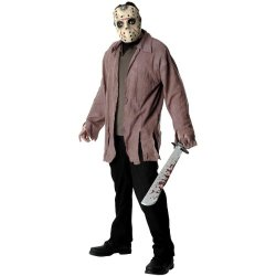 Adult Jason Voorhees Friday The 13Th