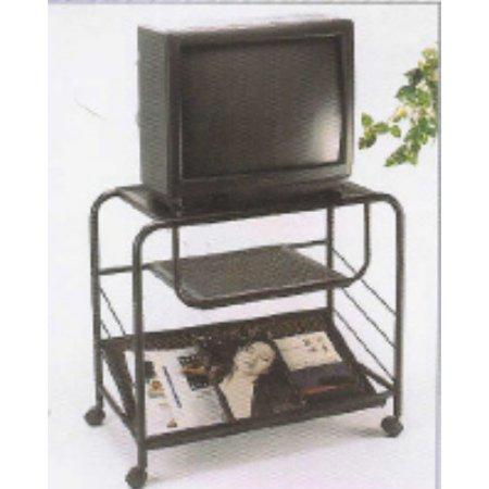 Buy Low Price Black Metal TV Stand B000XBNVI4